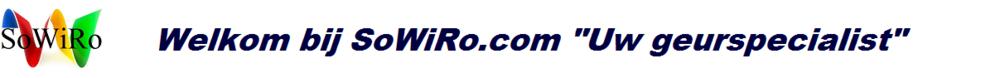 In heel Nederland rekenend SoWiRo.com bij een bestelling boven € 15,- geen verzendkosten!!