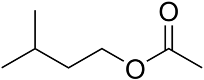 Iso-amylacetaat (Bananen Olie)