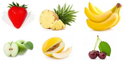 Cadeaupakket Klassiek fruit(6)