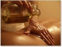 Zoete Amandel massage olie