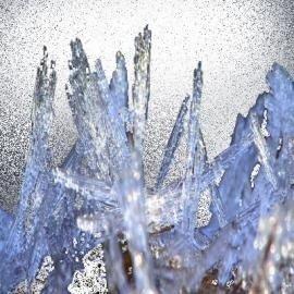 Groot verpakking Menthol Kristallen
