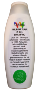 Puur Natuurlijke shampoo